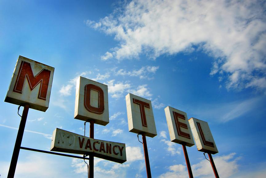 Motel-Vacancy