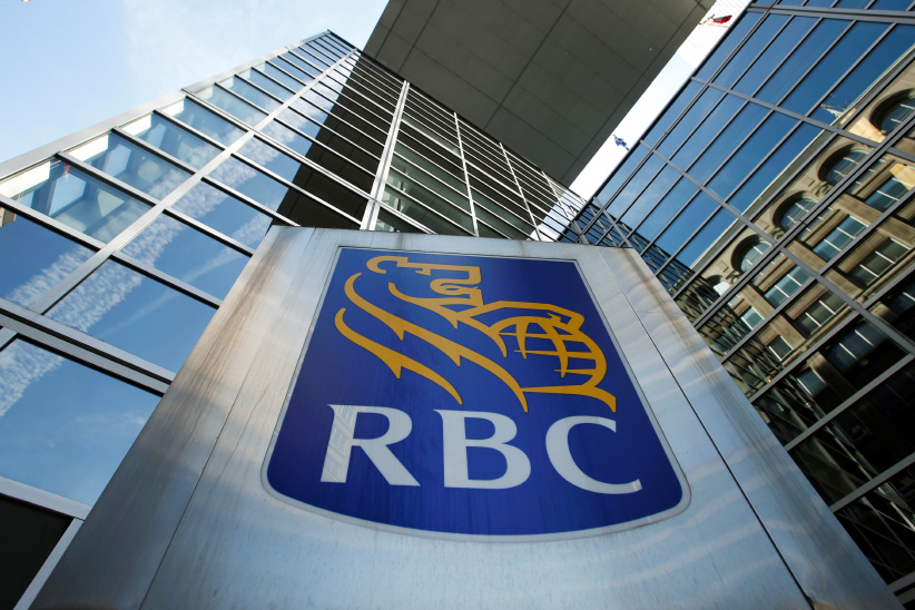 Change of address with RBC