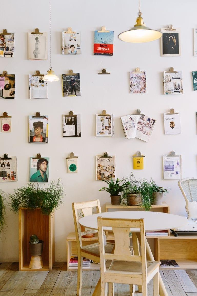Decorating rental walls 1