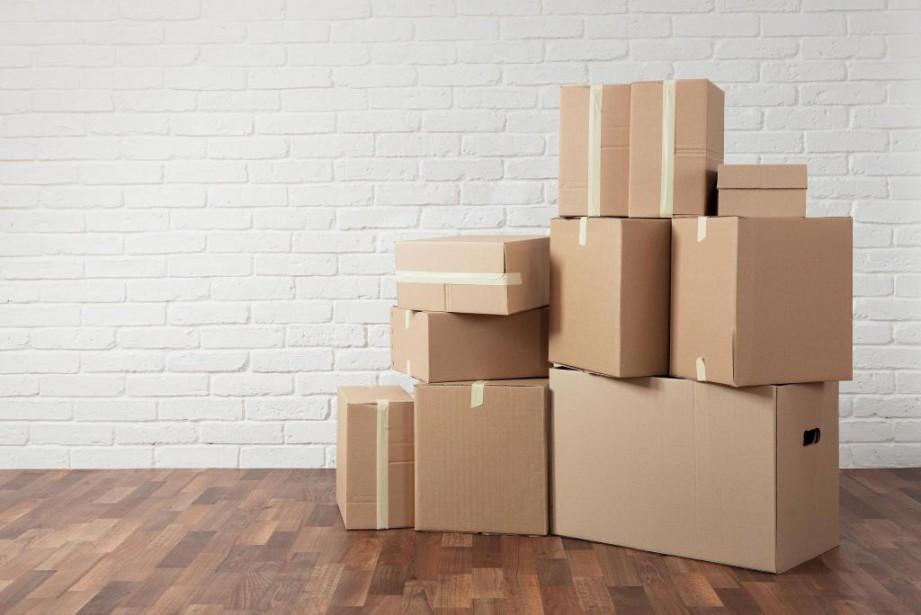 boites de déménagement