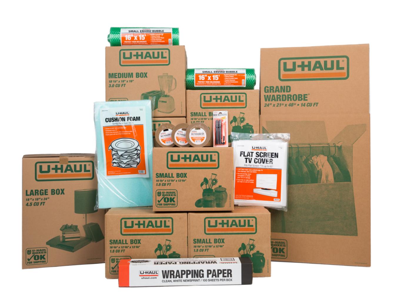 Kit d'emballage moyen