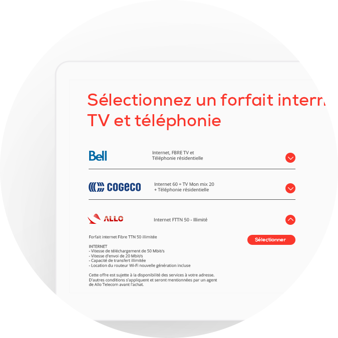 Step2_Tranférer internet tv telephonie
