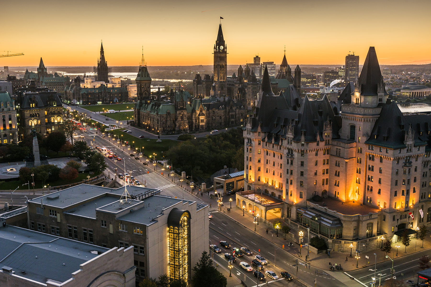 moving to Ottawa