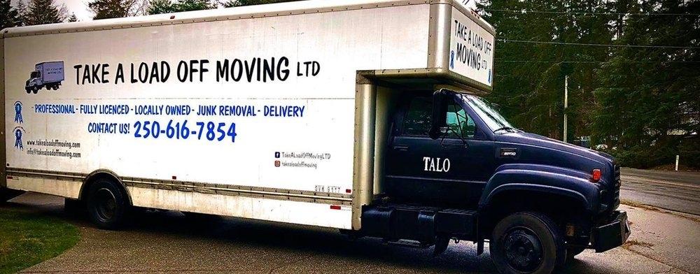 Take a Load Off Moving (Nanaimo)