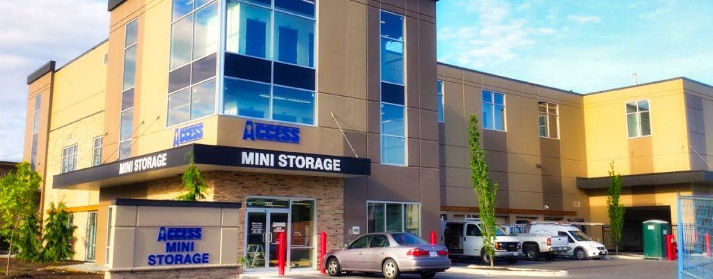 Access Mini Storage