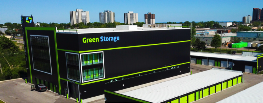 Green Storage