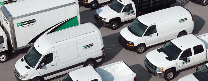 Enterprise - Moving Truck