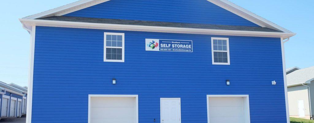 Stratford Self Storage Ltd.