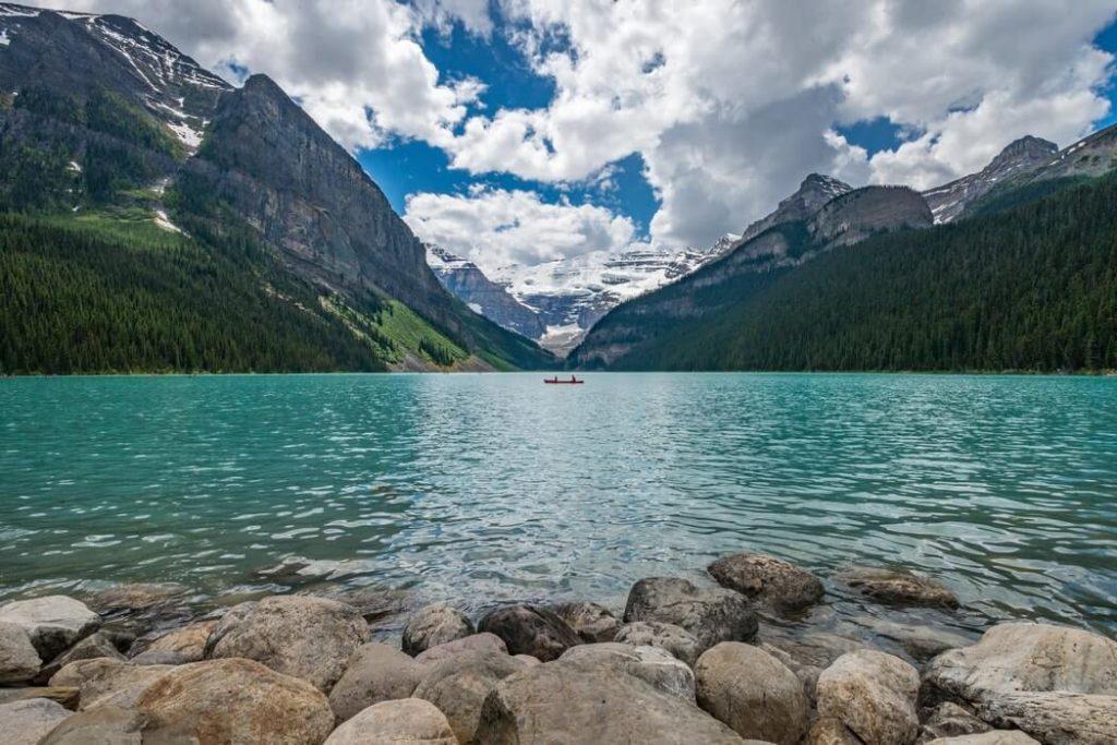 Lake Louise - Internet