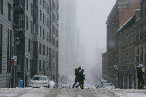 hiver montrealais