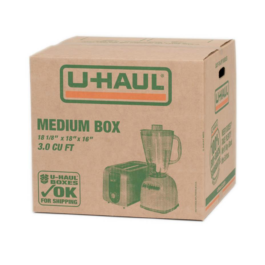 Boîte moyenne robuste