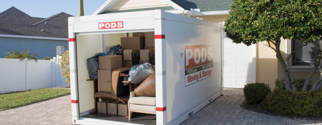 PODS - containers CANADA