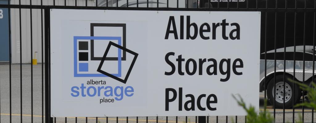 alberta storage place